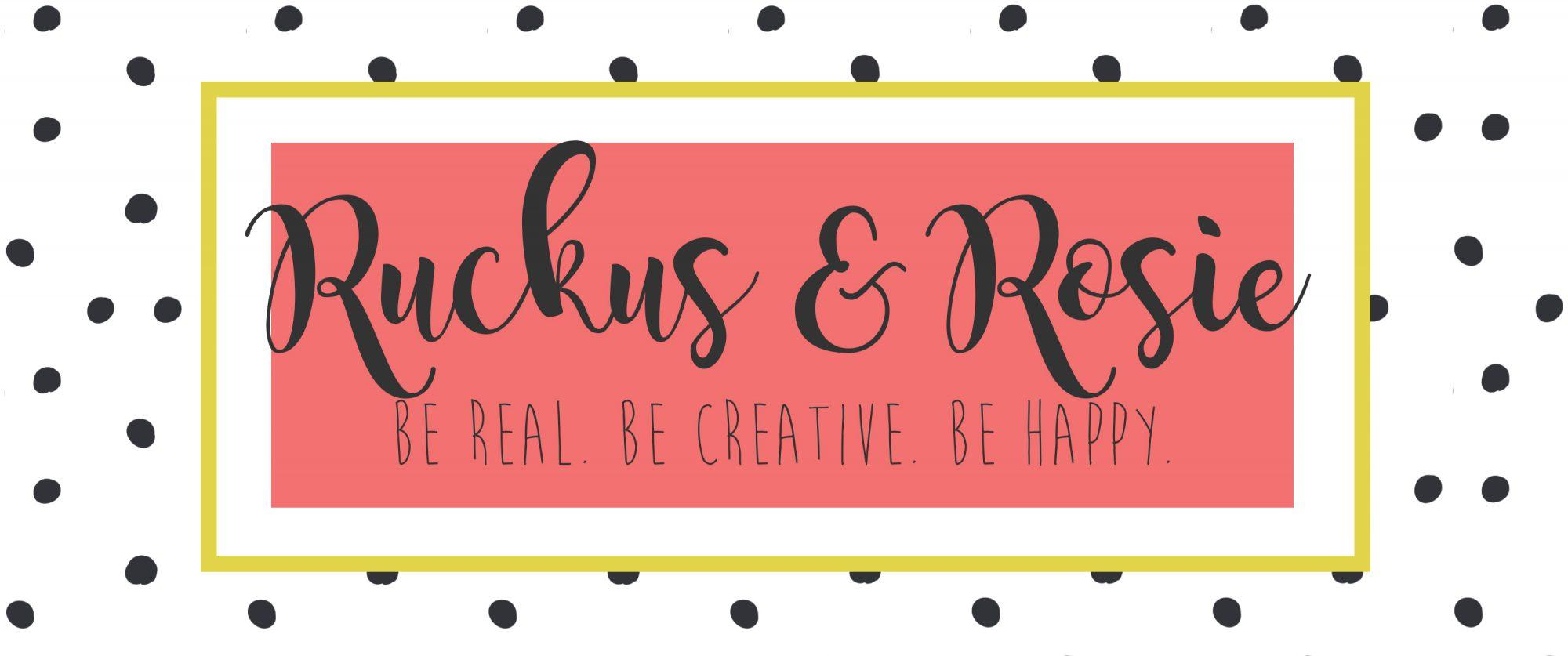 ruckus and rosie